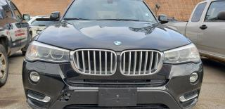 Used 2015 BMW X3 xDrive35i for sale in Scarborough, ON