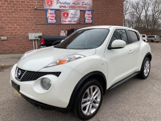 Used 2011 Nissan Juke SV/ONE OWNER/CERTIFIED/WARRANTY INCLUDED for sale in Cambridge, ON