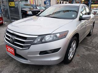 Used 2011 Honda Accord Crosstour EX-L/4WD/LEATHER/BLUETOOTH/EXCELLENT SHAPE!! for sale in Scarborough, ON