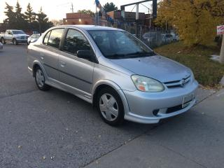 Used 2003 Toyota Echo AUTO,ONLY 158KM,SAFETY+3YEARS WARRANTY INCLUDED for sale in Toronto, ON