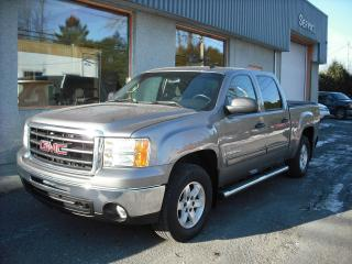 Used 2009 GMC Sierra 1500 4 RM, Cabine multiplaces 143,5 po, SLE for sale in Repentigny, QC