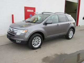 Used 2009 Ford Edge SEL for sale in Calgary, AB