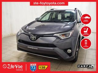 Used 2017 Toyota RAV4 Xle Awd, T.ouvrant for sale in Québec, QC