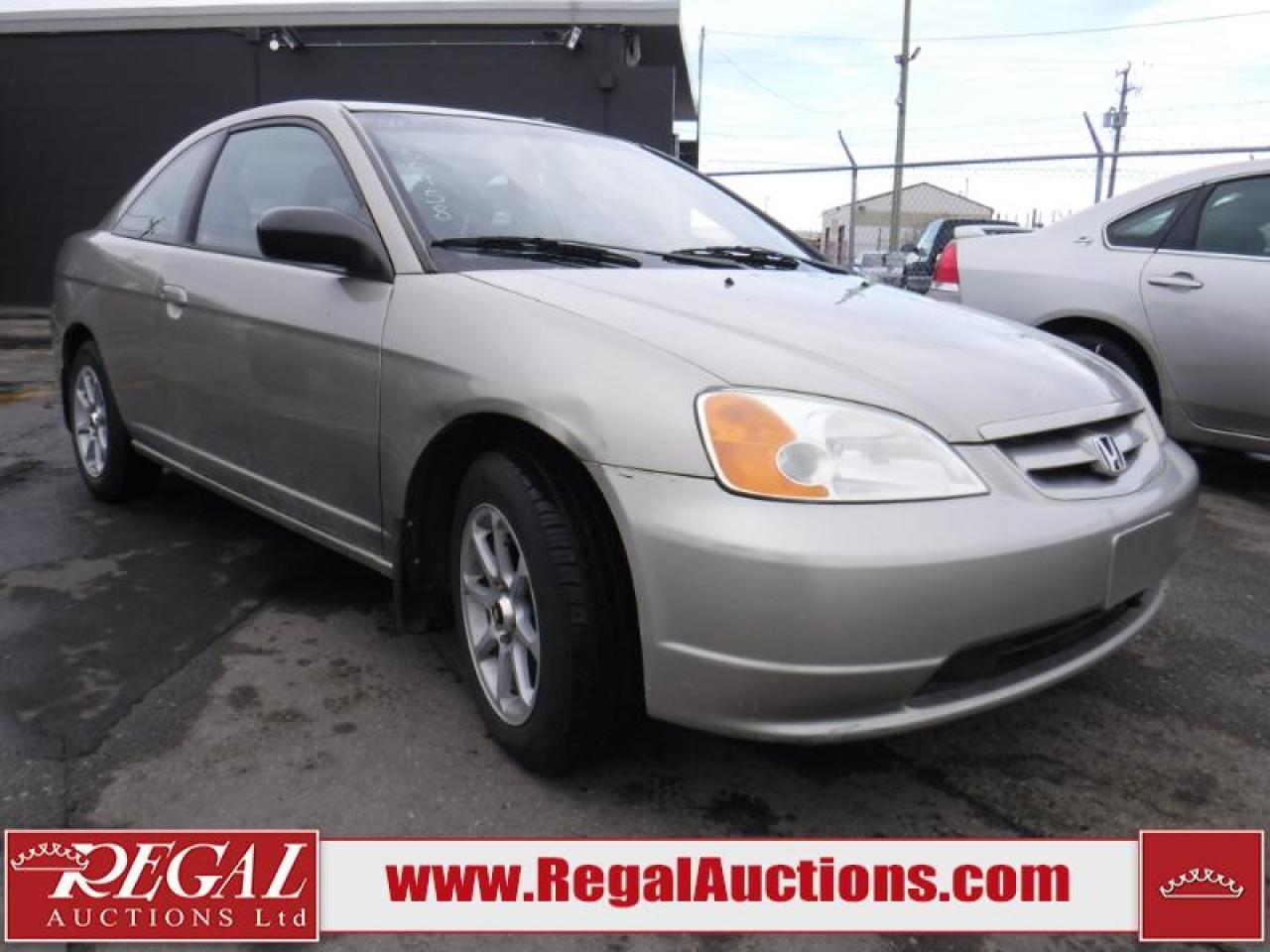 Photo of Grey 2003 Honda Civic