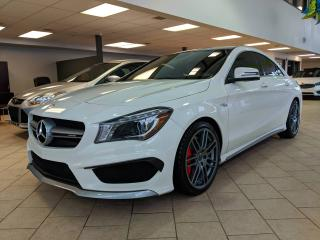 Used 2014 Mercedes-Benz CLA45 CLA45 AWD 4matic *Sport Pack* Toit Pano for sale in Pointe-Aux-Trembles, QC