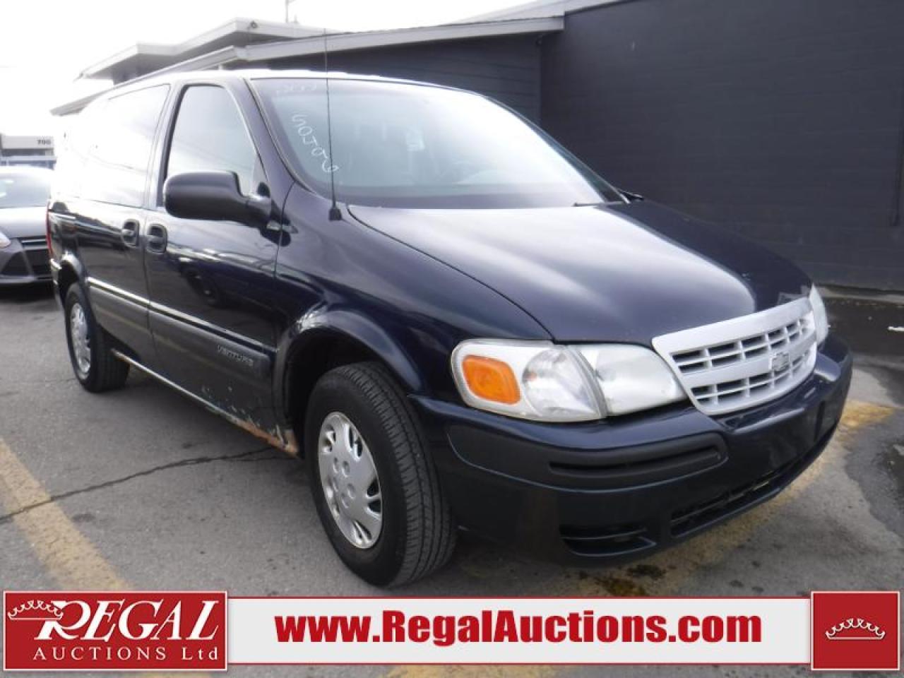 Photo of Blue 2004 Chevrolet VENTURE  4D WAGON
