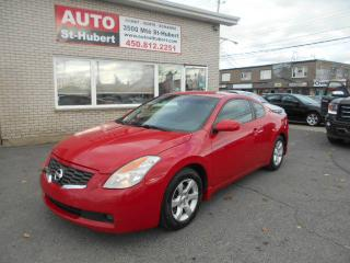 Used 2008 Nissan Altima 2.5S for sale in St-Hubert, QC