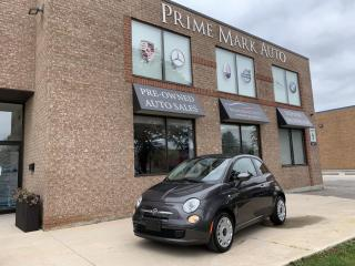 Used 2016 Fiat 500 C Pop for sale in Concord, ON
