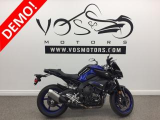 Used 2018 Yamaha MT-10 MT10AJL - No Payments For 1 Year** for sale in Concord, ON