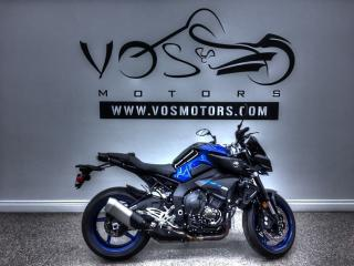 Used 2018 Yamaha MT-10 - Free Delivery in GTA** for sale in Concord, ON
