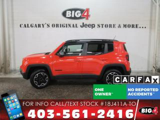 Used 2016 Jeep Renegade Trailhawk for sale in Calgary, AB