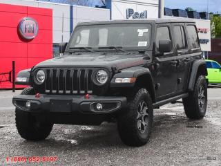 New 2018 Jeep Wrangler Unlimited Rubicon for sale in Mississauga, ON