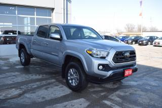 Used 2018 Toyota Tacoma SR5 V6 for sale in Stratford, ON