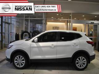 Used 2017 Nissan Qashqai S  - $134.53 B/W for sale in Mississauga, ON