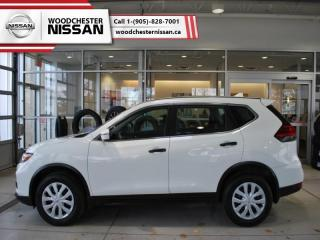 Used 2017 Nissan Rogue S  - $161.46 B/W - Low Mileage for sale in Mississauga, ON