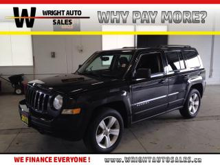 Used 2011 Jeep Patriot North|4X4|BLUETOOTH|KEYLESS ENTRY|111,792 KMS for sale in Cambridge, ON