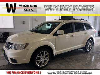Used 2013 Dodge Journey Crew|NAVIGATION|BACKUP CAMERA|119,707 KM for sale in Cambridge, ON