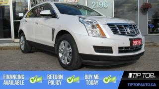 Used 2016 Cadillac SRX Luxury for sale in Bowmanville, ON