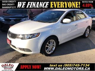 Used 2011 Kia Forte 2.0L EX| HEATED SEATS| BLUETOOTH for sale in Hamilton, ON