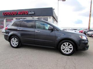 Used 2008 Subaru Tribeca LIMITED 7-PASSENGER LEATHER SUNROOF CERTIFIED for sale in Milton, ON