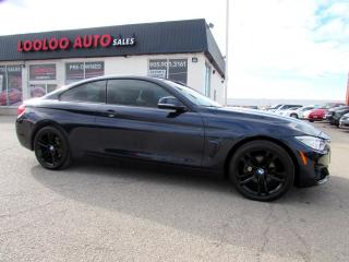 Used 2015 BMW 4 Series 428i xDrive NAVIGATION CAMERA AWD CERTIFIED WARRANTY for sale in Milton, ON