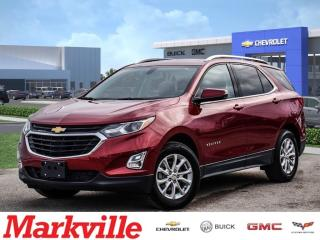Used 2018 Chevrolet Equinox LT-FWD-RF-TRUE NOTRH-GM CERTIFIED PREOWNED-1 OWNER for sale in Markham, ON