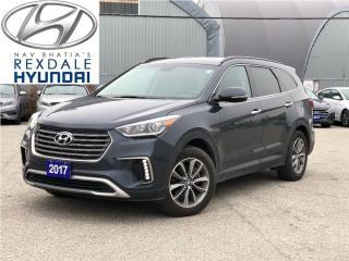Used 2017 Hyundai Santa Fe XL Premium, keyless entry with# push start for sale in Toronto, ON