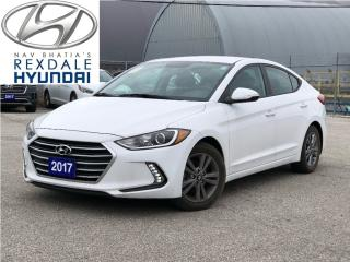 Used 2017 Hyundai Elantra GL, blue tooth, heated front seats for sale in Toronto, ON