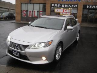 Used 2013 Lexus ES 300 h NAVIGATION/MARK LEVINSON/B UP CAM for sale in North York, ON
