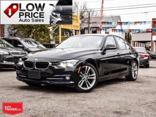 Used 2016 BMW 320i Sport*Sunroof*AllPowerOpti*HtdSeats*BrownSeats* for sale in Toronto, ON