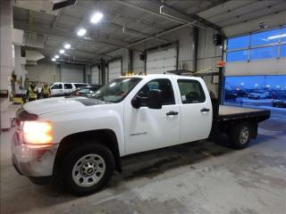 Used 2013 Chevrolet Silverado 3500 Crew Awd for sale in St-Constant, QC