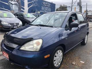 Used 2004 Suzuki Aerio S for sale in Toronto, ON