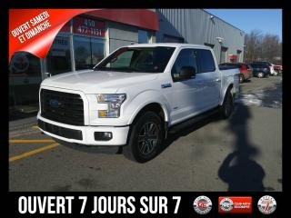 Used 2016 Ford F-150 Cab SuperCrew 4RM 145 po Lariat for sale in Terrebonne, QC