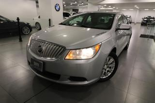 Used 2011 Buick LaCrosse CX 2.4L 1SA for sale in Newmarket, ON