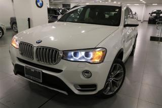 Used 2015 BMW X3 xDrive28d for sale in Newmarket, ON
