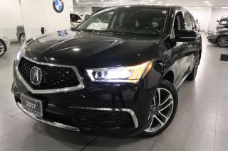 Used 2017 Acura MDX Tech for sale in Newmarket, ON