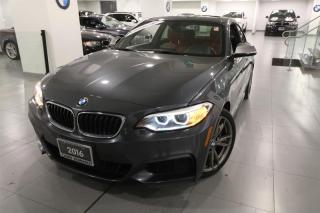 Used 2016 BMW M2 35i Coupe for sale in Newmarket, ON