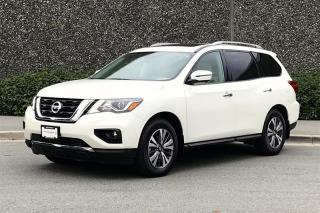 New 2019 Nissan Pathfinder SL Premium V6 4x4 at for sale in Vancouver, BC