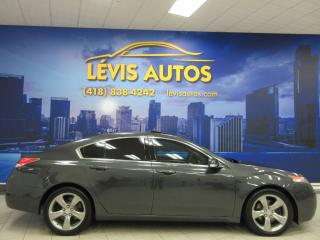 Used 2012 Acura TL SH-AWD TECH PKG for sale in Lévis, QC