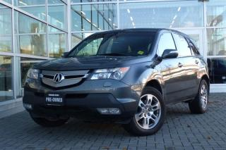 Used 2007 Acura MDX 5sp at *Premium Package* for sale in Vancouver, BC