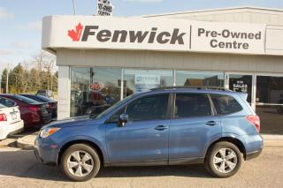 Used 2015 Subaru Forester 2.5i Touring at for sale in Sarnia, ON