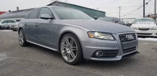 Used 2010 Audi A4 **PREMIUM / QUATTRO / AUTOMATIQUE** for sale in St-Hubert, QC