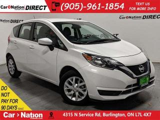 Used 2018 Nissan Versa Note 1.6 SV| BACK UP CAMERA| HEATED SEATS| for sale in Burlington, ON
