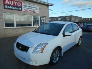 Used 2008 Nissan Sentra ** A PARTIR DE 34$/SEMAINES ** for sale in St-Hubert, QC