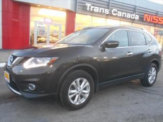 Used 2014 Nissan Rogue SV for sale in Peterborough, ON