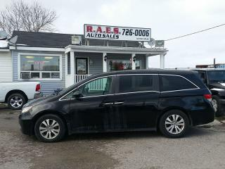 Used 2014 Honda Odyssey EX RES Balance of Factory Warranty for sale in Barrie, ON