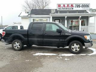 Used 2010 Ford F-150 XLT Super Crew for sale in Barrie, ON