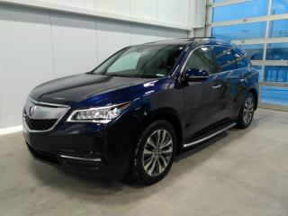 Used 2015 Acura MDX Tech-Pack Gps Dvd for sale in Lévis, QC
