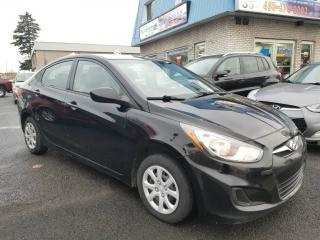 Used 2014 Hyundai Accent AUTO - A/C - FULL for sale in Longueuil, QC