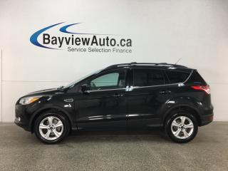 Used 2015 Ford Escape - ECOBOOST! SYNC! REVERSE CAM! HTD SEATS! for sale in Belleville, ON
